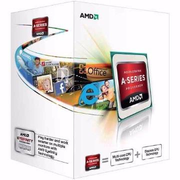 Processador AMD APU A4 X2 4000 3,2Ghz FM2 1Mb Cache AD4000OKHLBOX