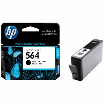 Cartucho HP 564 Preto 7.5ML