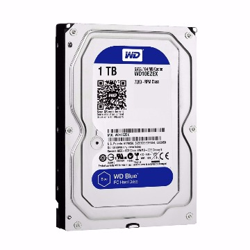 HD Interno Western Digital 1TB SATA 6.0Gb/s 7200 RPM WD10EZEX