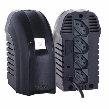 Estabilizador 500VA PowerEst 9016 Bivolt 4T TS Shara