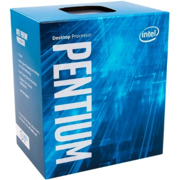 Processador Intel Pentium G4560 Kaby Lake, Cache 3MB, 3.5Ghz, LGA 1151