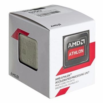 Processador Athlon 5150 1.6Ghz 2Mb AM1 Quad-Core