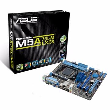 Placa Mãe (AMD) Asus M5A78L-M LX AM3+