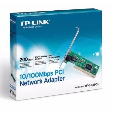 Placa de Rede TP-Link 10/100Mbps TF-3239DL