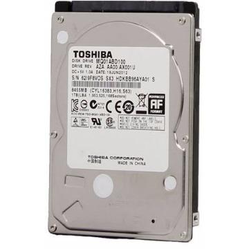 Hd para Notebook 500gb Sata 6gb/s Toshiba Mq01abf050