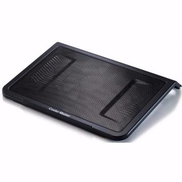 Base para Notebook Cooler Master L1 Preta - 1 Fan 160mm R9-NBC-NPL1-GP