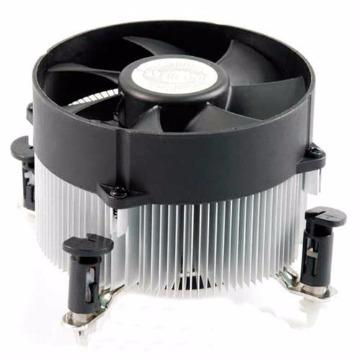 Cooler Evercool p/ Processador Intel Socket 775 p/ Intel I3/I5/I7/775 UI01-9525SA