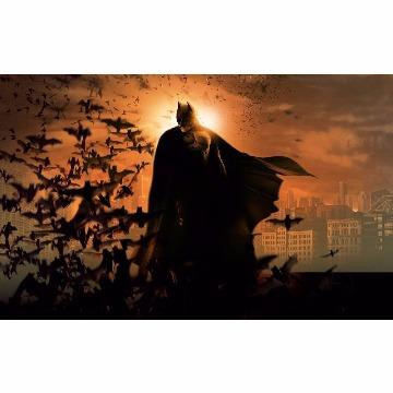 Skin Adesivo para Notebook Batman Begins