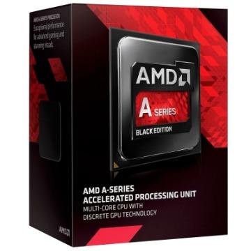 Processador AMD A6-7400K 3.9Ghz 1Mb Cache FM2 - AD740KYBJABOX2