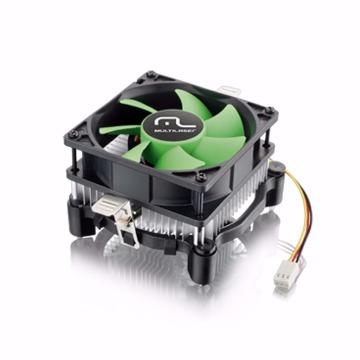Cooler Universal Intel E AMD Multilaser - GA120