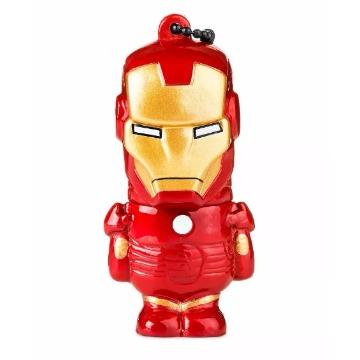 Pen Drive Avengers Marvel Vingadores - Homem de Ferro 8Gb - PD081