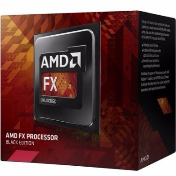 Processador AMD FX-4300 3.8Ghz AM3+ 8Mb Cache Box FD4300WMHKBOX