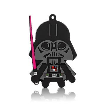 Pendrive Star Wars Darth Vader Multilaser 8Gb- PD035