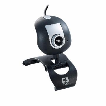 WebCam C3Tech WB2102-P 30.0M USB MIC PTO/PTA