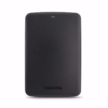 HD Externo 1tb Toshiba Canvio Basics Preto 3.0 HDTB310XK3AA