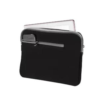 Case Neoprene para Notebook até 15.6' - Preto/Cinza - BO400