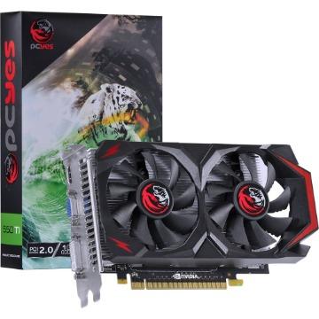 Placa de Vídeo GTX550Ti 1Gb 128Bits GDDR5 GeForce - PCYes