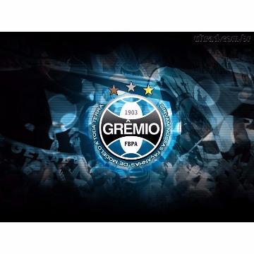 Skin Adesivo para Notebook Grêmio