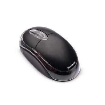 Mouse Óptico PS2 Preto PCG Maxprint 60614-2