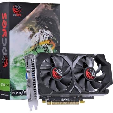 Placa de Vídeo VGA PCYes NVIDIA GeForce GTS 450 2GB, GDDR5, 128 Bits - PPV450GS12802G5