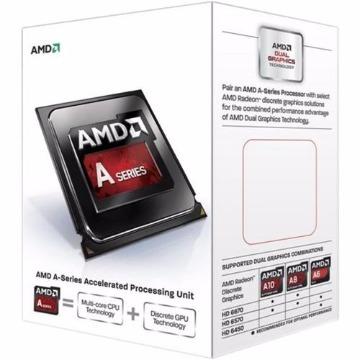 Processador AMD A4-6300 3.9Ghz FM2 1Mb Cache BOX
