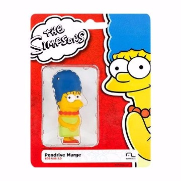 Pen Drive Simpsons Marge 8Gb Multilaser - PD073