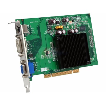Placa de Vídeo Geforce 6200 256MB