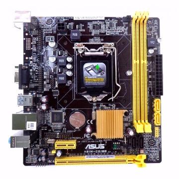Placa Mãe (Intel) Asus H81M-CS/BR LGA1150