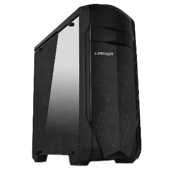 Gabinete Gamer Warrior Multilaser Preto - GA155