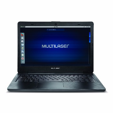 Notebook Multilaser Intel Celeron N3060 4GB, 500GB, 14 polegadas - PC204