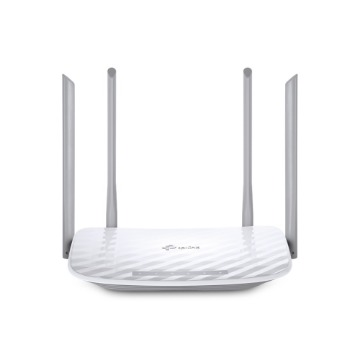 Roteador Wireless Archer C50 TP-Link Dual Band AC1200 / V3 / Checkin Facebook
