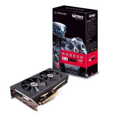 Placa de Vídeo Sapphire Radeon RX 470 8Gb 256Bits GDDR5 PCI-E 2xDP+HDMI+DVI-D 11256-02-20G
