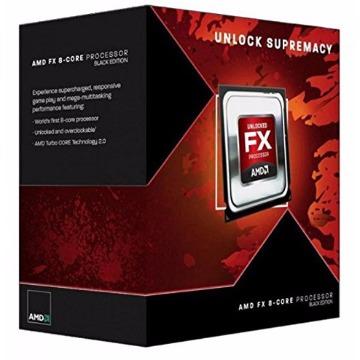 Processador AMD FX-8300 X8 4.2Ghz 16Mb AM3 Cache BOX FD8300WMHBOX