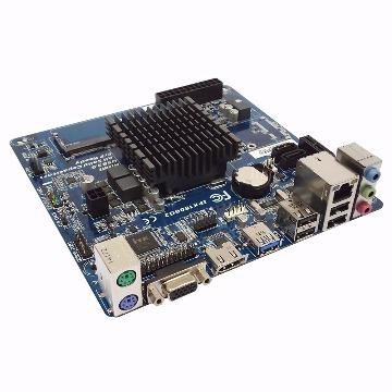 Placa Mãe PCWare IPX1800G2 com Celeron Dual-Core 2.41GHz DDR3L