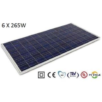 Gerador Energia Elétrica Off-Grid Híbrido 2000W  - Freezer + Geladeira + TV + 15 Bicos de Luz + Ferramentas até 1000W