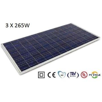 Gerador Solar Off-Grid Híbrido 220V- 1000W - Freezer OU Geladeira + TV + 15 Bicos de Luz + Ferramentas até 700W