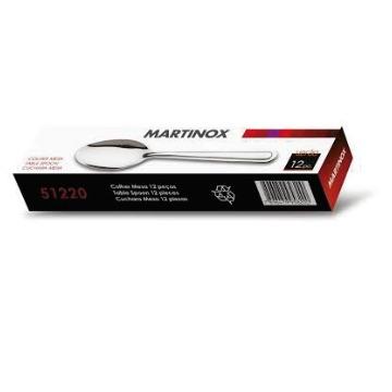 COLHER CAFE MARTNOX  INOX C/12 UNID