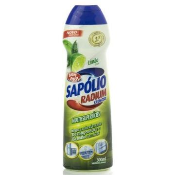 SAPOLIO CREMOSO RADIUM LIMAO 300 ML