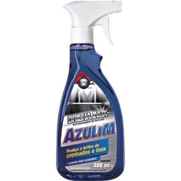 BRILHA INOX AZULIM  500 ML (UND)