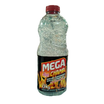 ALCOOL GEL 80° ACENDEDOR MEGA 1.7KG *