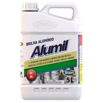 LIMPA ALUMINIO START ESPECIAL 5 LITROS