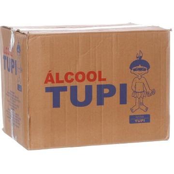 ALCOOL 46,2° TUPI 12 X 1000ML *