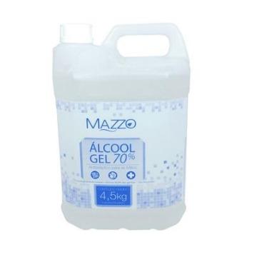 ALCOOL GEL 70° ANTISSEPTICO MAZZO 5 LITROS *