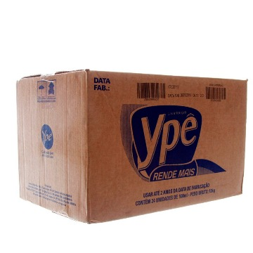 DETERGENTE NEUTRO YPE 24X500 ML (CX)