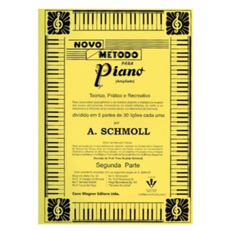 Método Piano Schmoll Vol.2