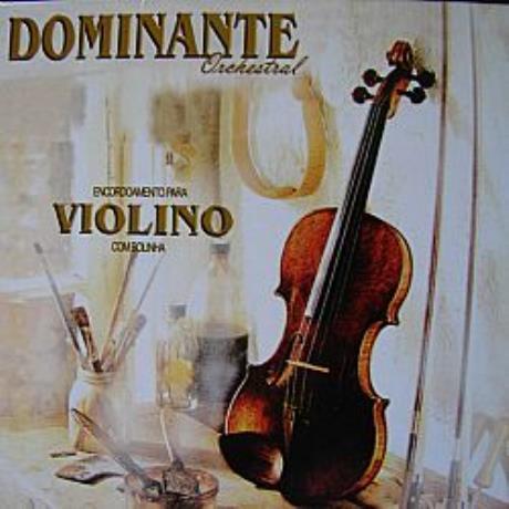 Encordoamento Violino - Dominante Orchestral - IZZO