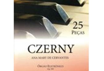 Czerny - 25 Peças Op. 599 - Orgão Eletrônico