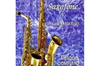 Método Saxofone - Amadeu Russo
