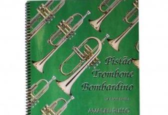 Método para Trompete, Trombone e Bombardino - Amadeu Russo