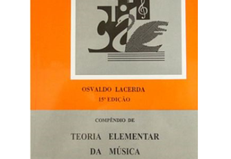 Teoria Elementar da Música - Oswaldo Lacerda